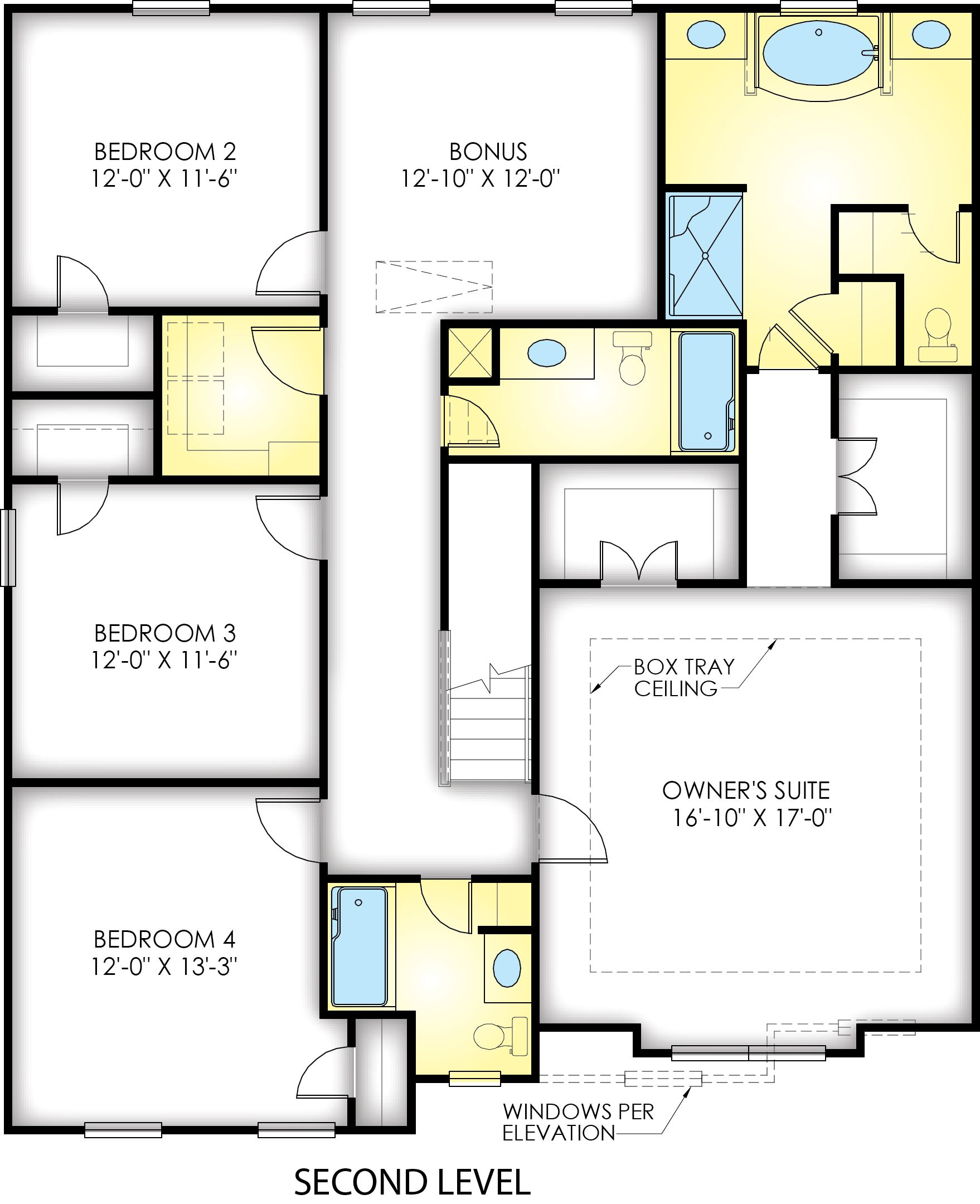 Southern Homes Floor Plans   Great Southern Homes New Home Plans In Columbia Sc