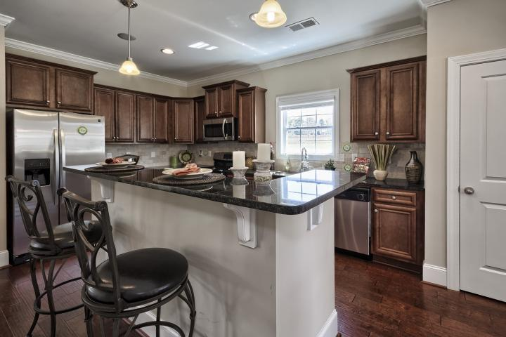 Kitchen featured in the Canterbury A By Great Southern Homes in Columbia, SC