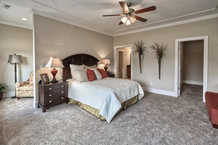 Bedroom featured in the Canterbury A By Great Southern Homes in Columbia, SC