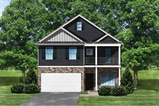 Kingstree II C6 - Grissett Landing: Conway, South Carolina - Great Southern Homes