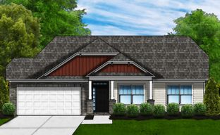 Winterbrook by Great Southern Homes in Greenville-Spartanburg South Carolina