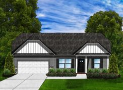 Wisteria B - Harvest Glen: Piedmont, South Carolina - Great Southern Homes