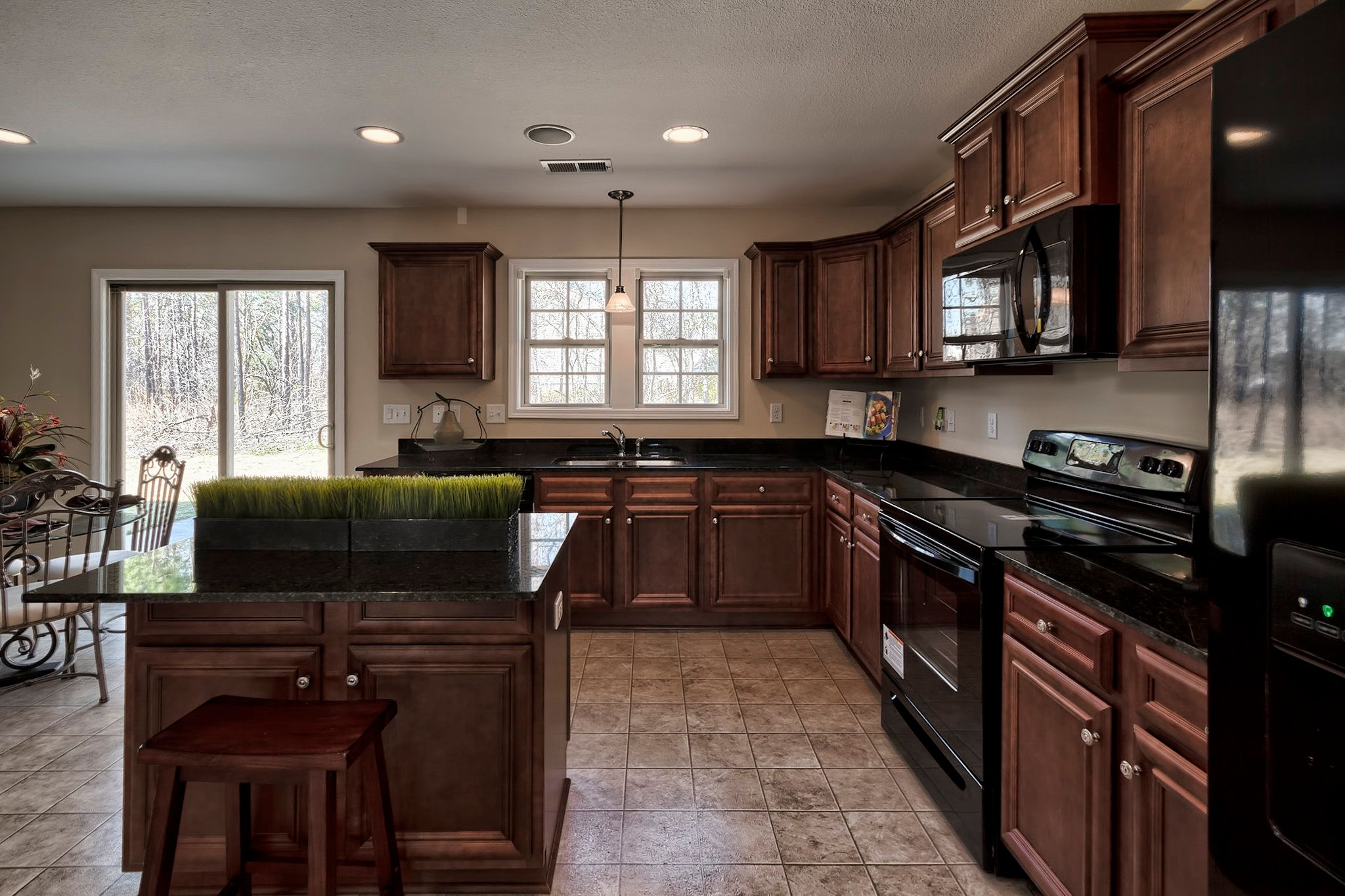 Kitchen featured in the Davenport E By Great Southern Homes in Sumter, SC