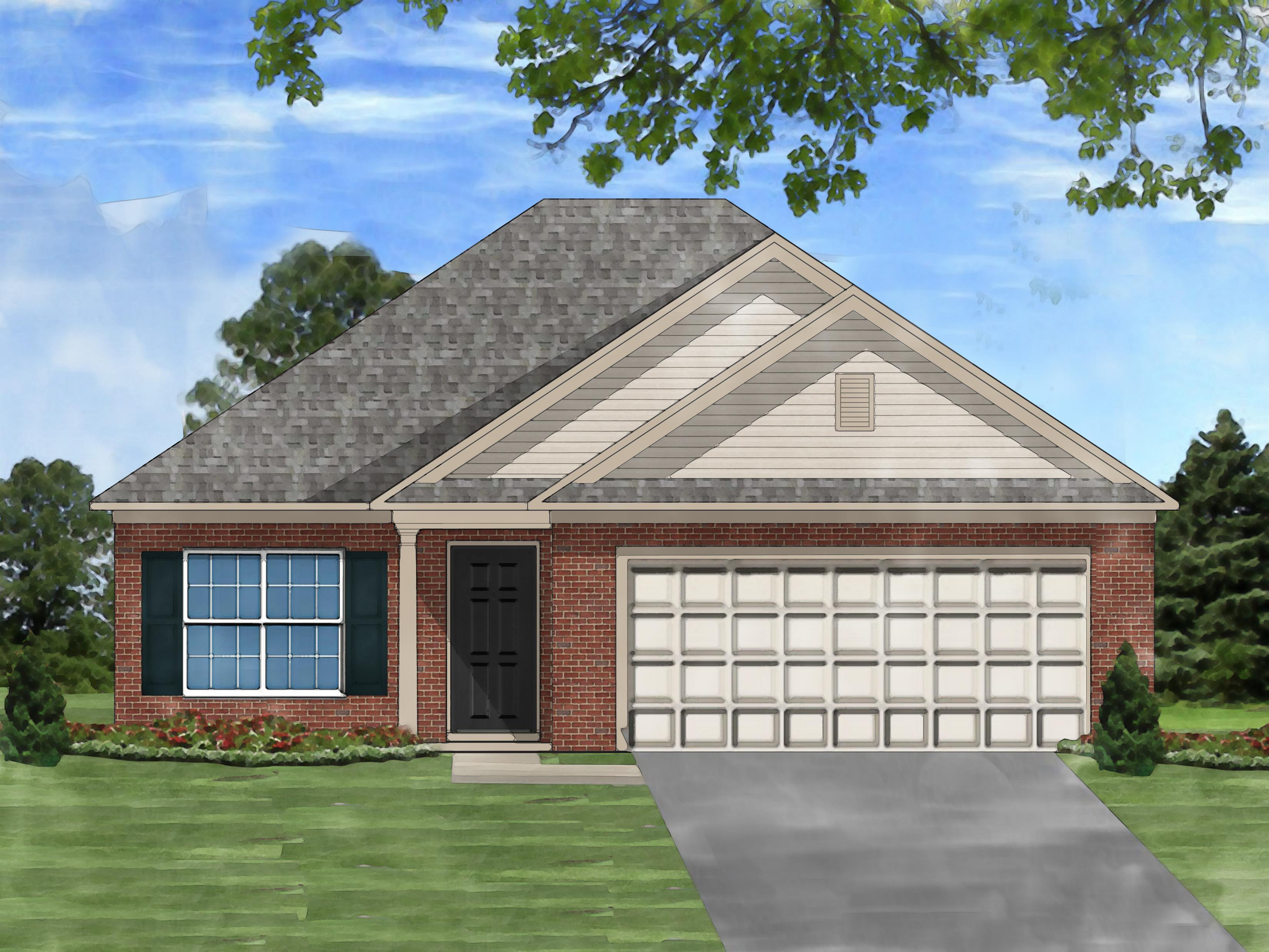 Exterior featured in the Annaberry C By Great Southern Homes in Columbia, SC