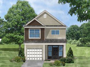 Laurel A - Highland Park: Easley, South Carolina - Great Southern Homes