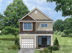Laurel A - Wren Point: Pendleton, South Carolina - Great Southern Homes