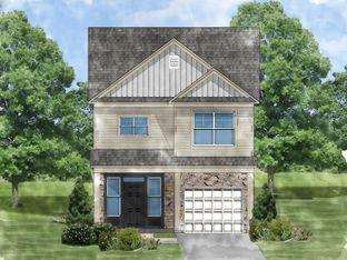 Laurel B - Highland Park: Easley, South Carolina - Great Southern Homes