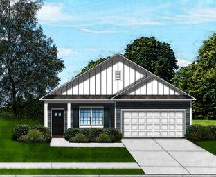 Delaney A - Harvest Glen: Piedmont, South Carolina - Great Southern Homes