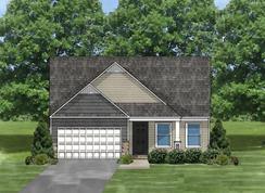 Buckley A - Brookstone: Lexington, South Carolina - Great Southern Homes