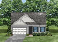 Buckley B - Carriagebrook: Camden, South Carolina - Great Southern Homes