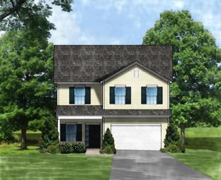 Harper A - Wren Point: Pendleton, South Carolina - Great Southern Homes