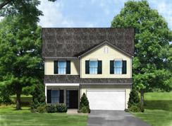 Harper A - Autumn Woods West: Lexington, South Carolina - Great Southern Homes