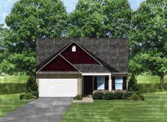 Buckley II C - Cypress Glen: Chapin, South Carolina - Great Southern Homes