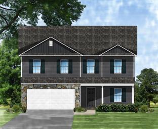 Davenport II B - Rocky Ridge: Seneca, South Carolina - Great Southern Homes