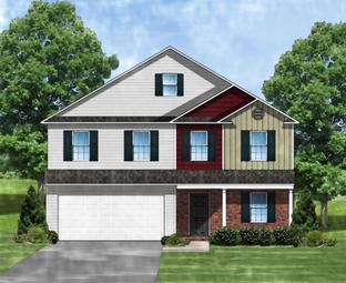 Davenport II C - Cypress Glen: Chapin, South Carolina - Great Southern Homes