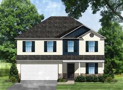 Davenport II D - Rocky Ridge: Seneca, South Carolina - Great Southern Homes