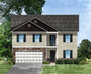 Davenport II E - Blythewood Farms: Blythewood, South Carolina - Great Southern Homes