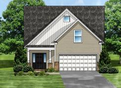 Sabel B - Wren Point: Pendleton, South Carolina - Great Southern Homes