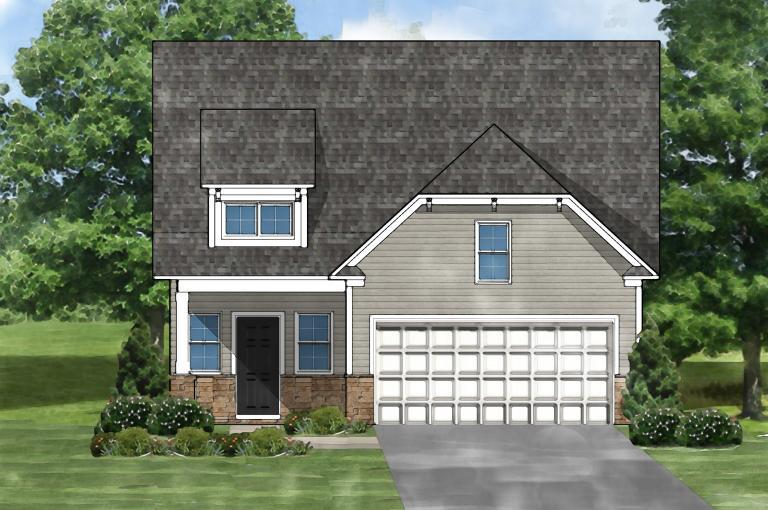 Exterior featured in the Sabel C By Great Southern Homes in Columbia, SC
