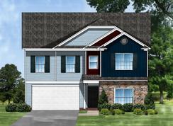 Devonshire II A - Livingston Place: Irmo, South Carolina - Great Southern Homes
