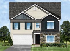 Devonshire II B - Livingston Place: Irmo, South Carolina - Great Southern Homes