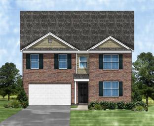 Devonshire II D - Rocky Ridge: Seneca, South Carolina - Great Southern Homes