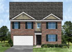 Devonshire II D - Paddocks at Woodcreek: Elgin, South Carolina - Great Southern Homes