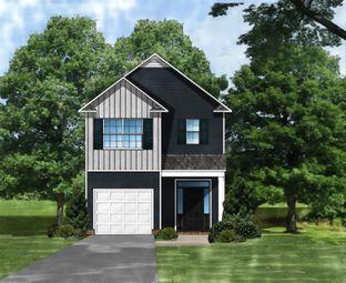 Pritchard A - Highland Park: Easley, South Carolina - Great Southern Homes