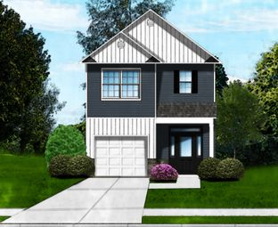 Pritchard D - Highland Park: Easley, South Carolina - Great Southern Homes