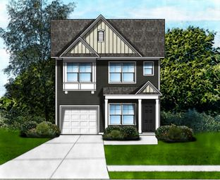 Hillcrest B - Highland Park: Easley, South Carolina - Great Southern Homes