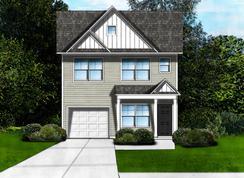 Hillcrest C - Highland Park: Easley, South Carolina - Great Southern Homes
