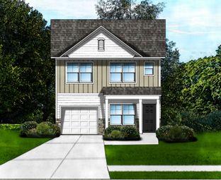 Hillcrest A6 - Livingston Place: Irmo, South Carolina - Great Southern Homes