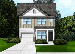 Hillcrest A6 - Wren Point: Pendleton, South Carolina - Great Southern Homes