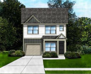 Hillcrest D6 - Highland Park: Easley, South Carolina - Great Southern Homes