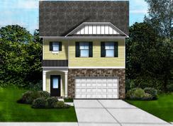 Crestfall B - Highland Park: Easley, South Carolina - Great Southern Homes