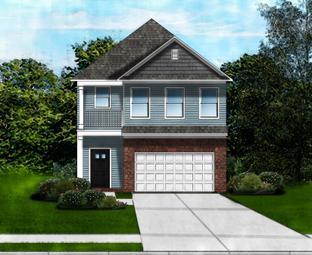 Crestfall C - Highland Park: Easley, South Carolina - Great Southern Homes