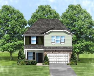 Harper C - Belvedere: Pendleton, South Carolina - Great Southern Homes