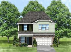 Harper C - Rocky Ridge: Seneca, South Carolina - Great Southern Homes