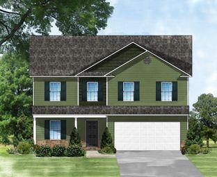 Davenport A - Bramblewood: Camden, South Carolina - Great Southern Homes