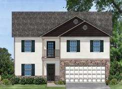 Davenport E - Cassique: Lexington, South Carolina - Great Southern Homes