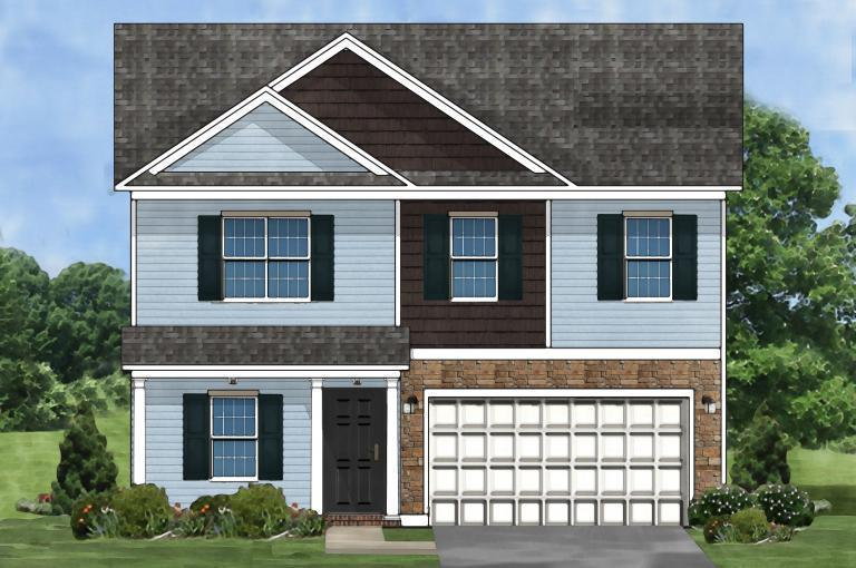 Exterior featured in the Bentgrass C By Great Southern Homes in Columbia, SC