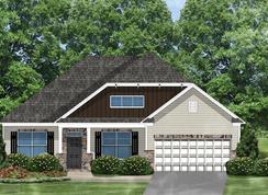 Gardenia C - Braemar Knoll: Greer, South Carolina - Great Southern Homes