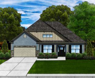 Magnolia C3 - Cross Creek Plantation: Seneca, South Carolina - Great Southern Homes