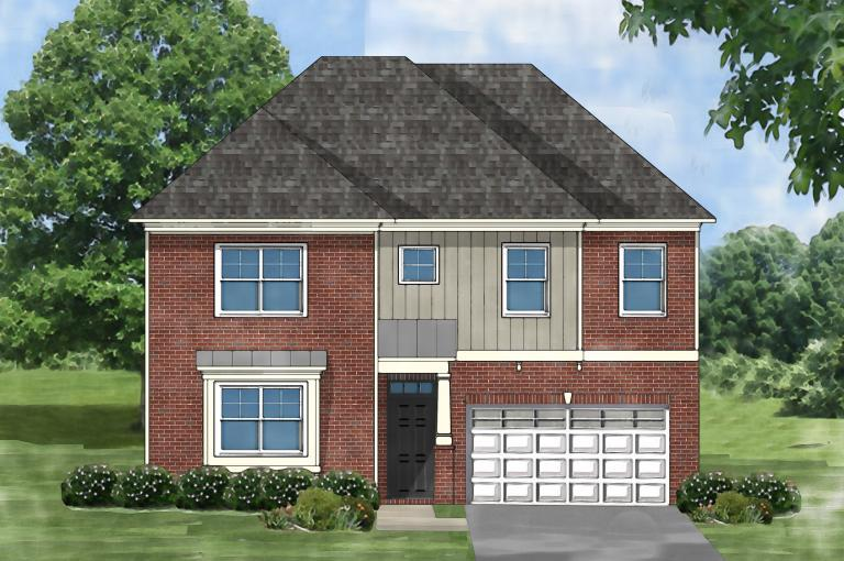 Exterior featured in the Devereaux F By Great Southern Homes in Sumter, SC