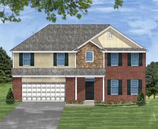 Beaumont A - Piper Glen: Pendleton, South Carolina - Great Southern Homes