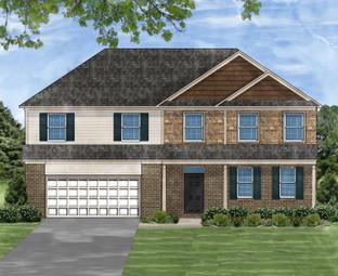 Beaumont B - Piper Glen: Pendleton, South Carolina - Great Southern Homes