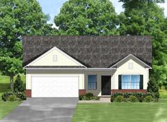 Dahlia A - Piper Glen: Pendleton, South Carolina - Great Southern Homes