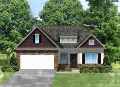 Dahlia C - Piper Glen: Pendleton, South Carolina - Great Southern Homes