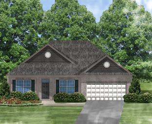 Gardenia A - Bramblewood: Camden, South Carolina - Great Southern Homes
