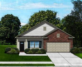 Delaney B2 - Livingston Place: Irmo, South Carolina - Great Southern Homes